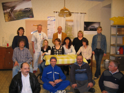 Das Ensemble 2008